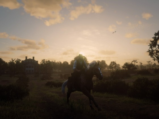 Just Red Dead Redemption