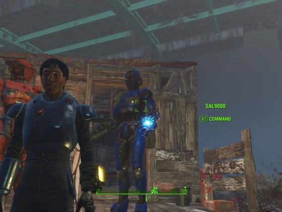 Chandra mit HAL und SAL